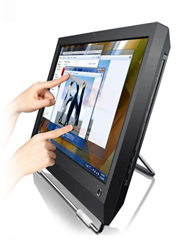 Multi-touch support