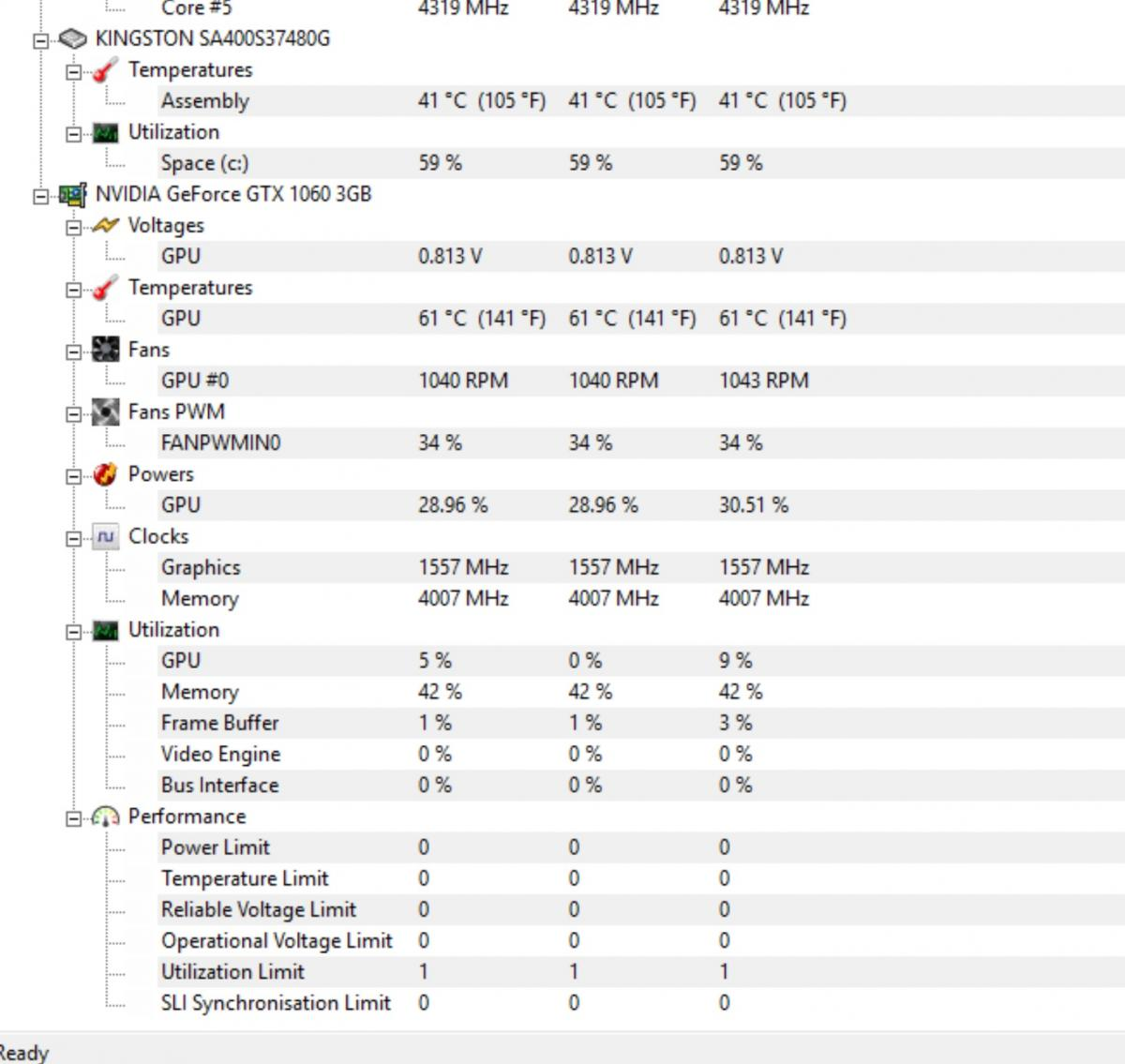 Random 100% SSD Freezes - Hardware, Components and Peripherals