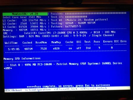 Attached Image: memtest 2.10.JPG