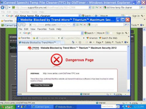 Attached Image: 2012.03.03.Third Time Dangerous Page via another site..JPG