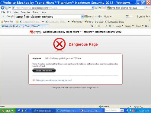 Attached Image: 2012.03.03.Dangerous Page Old Timer.JPG