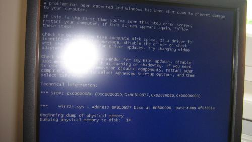 Attached Image: BSOD 001.jpg