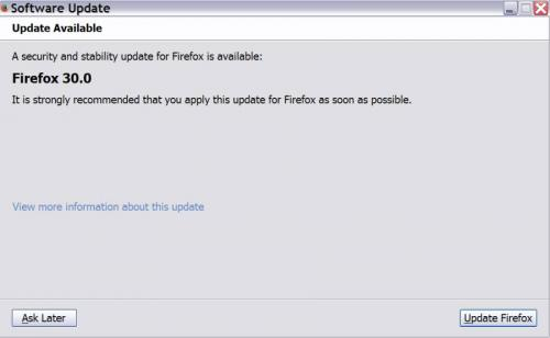 Firefox 30.0 security update notification.jpg