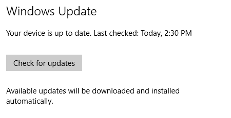 Windows Updates screen shot.PNG