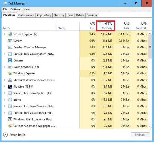 Ram being sucked dry, internet slow as [bleep] and freezes  [Closed
