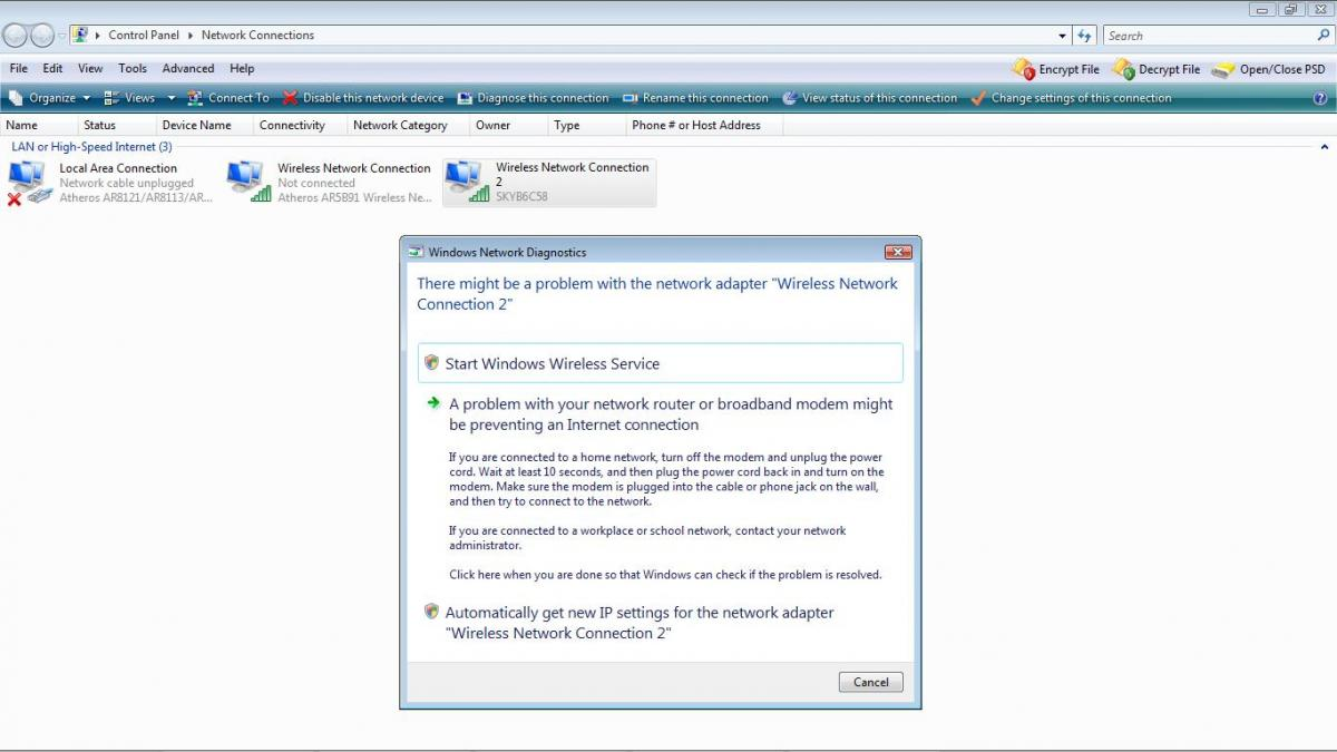Host Process and Superfetch Issues  - Windows Vista and