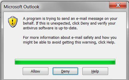 Attached Image: MYOB Outlook Message.JPG