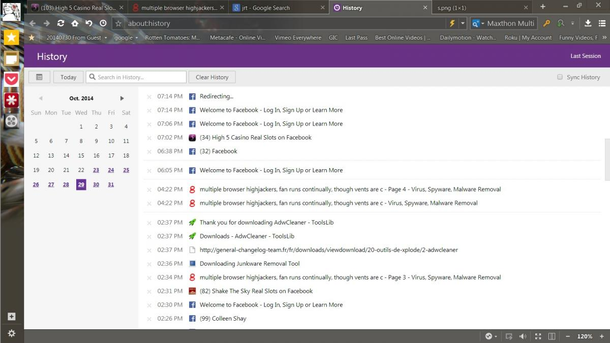 multiple browser highjackers [Solved] - Page 4 - Virus, Spyware